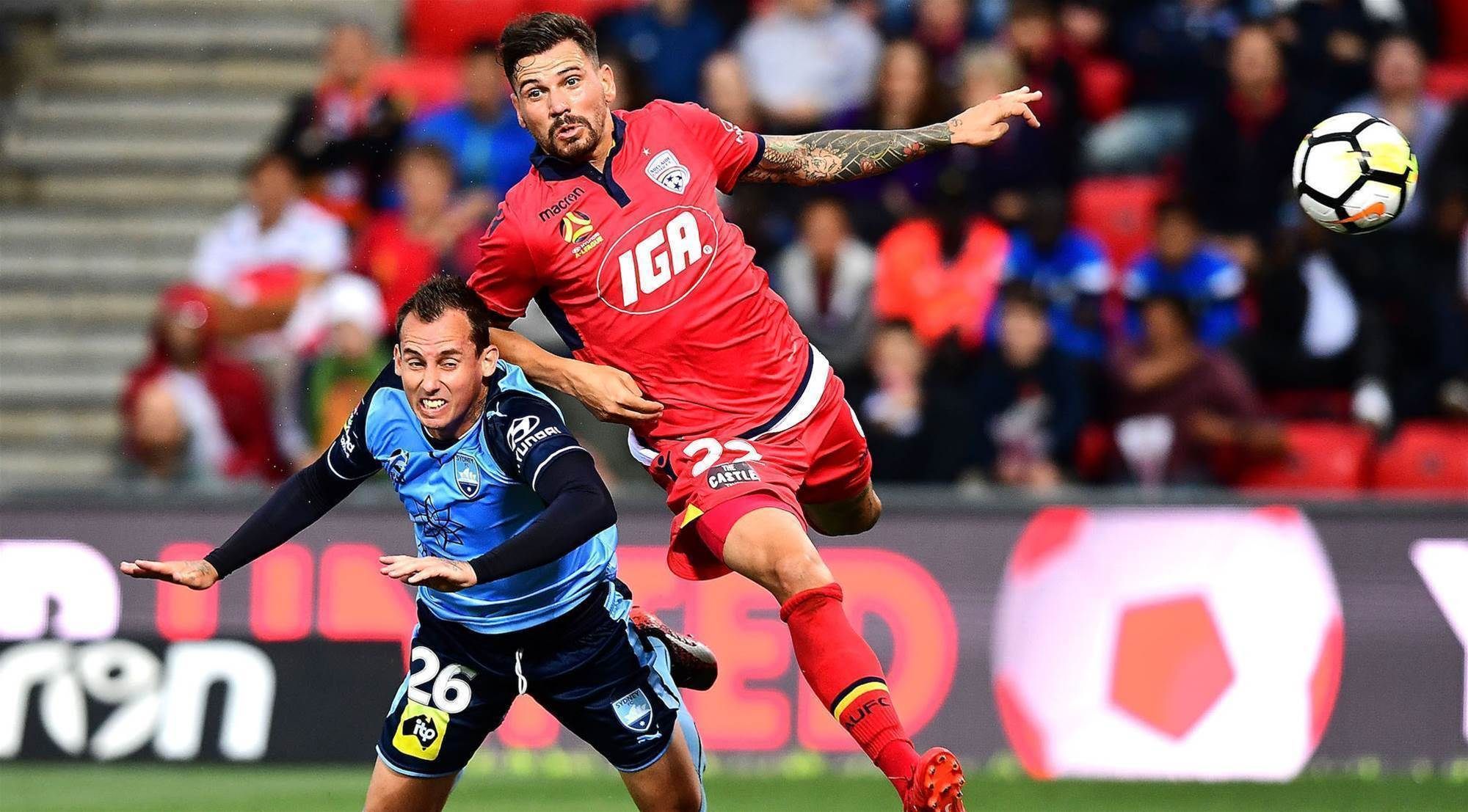Wilkshire hails 'resilient' Sydney FC