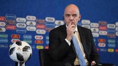 European leagues reject 48-team World Cup