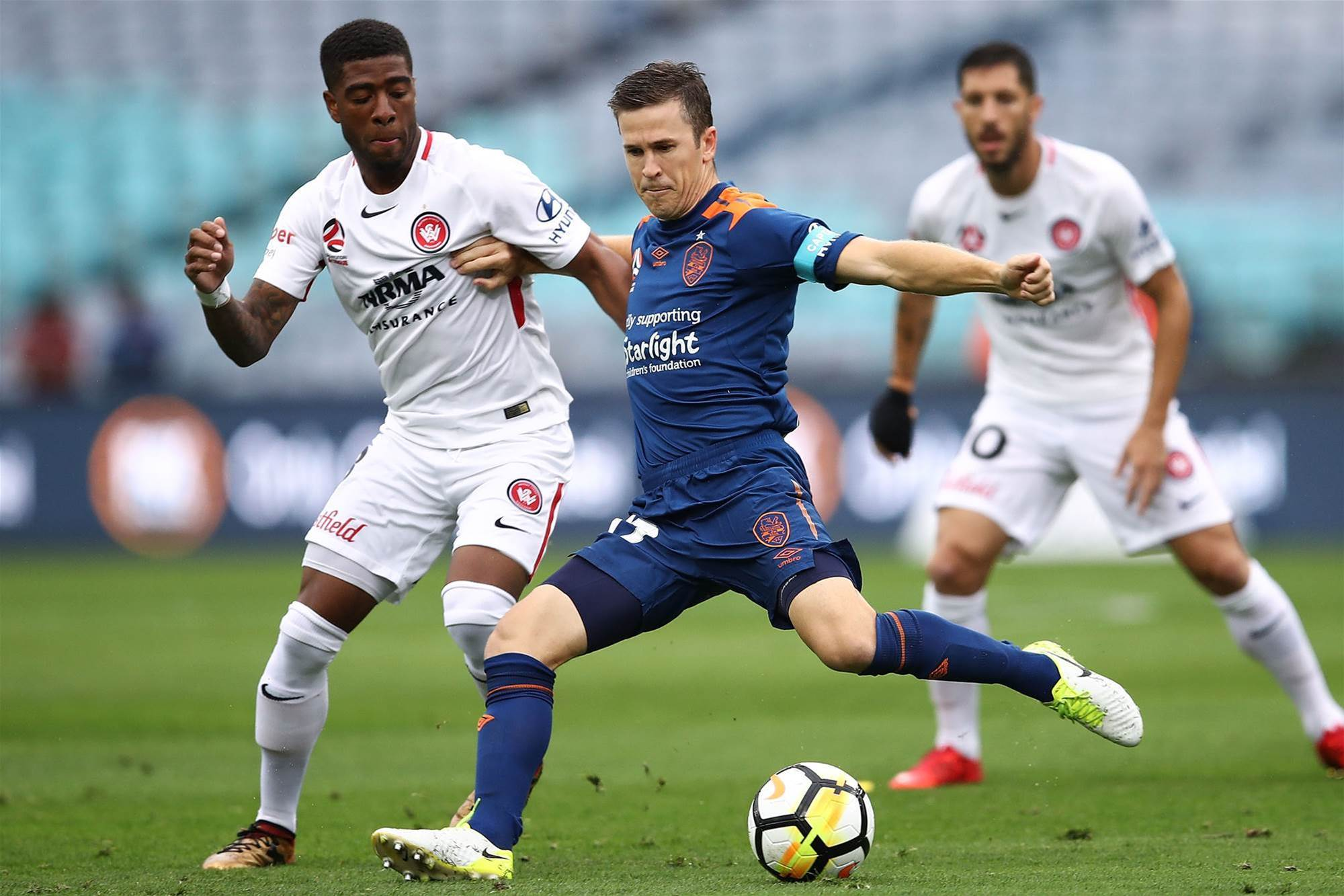 Player ratings: Western Sydney v Brisbane Roar