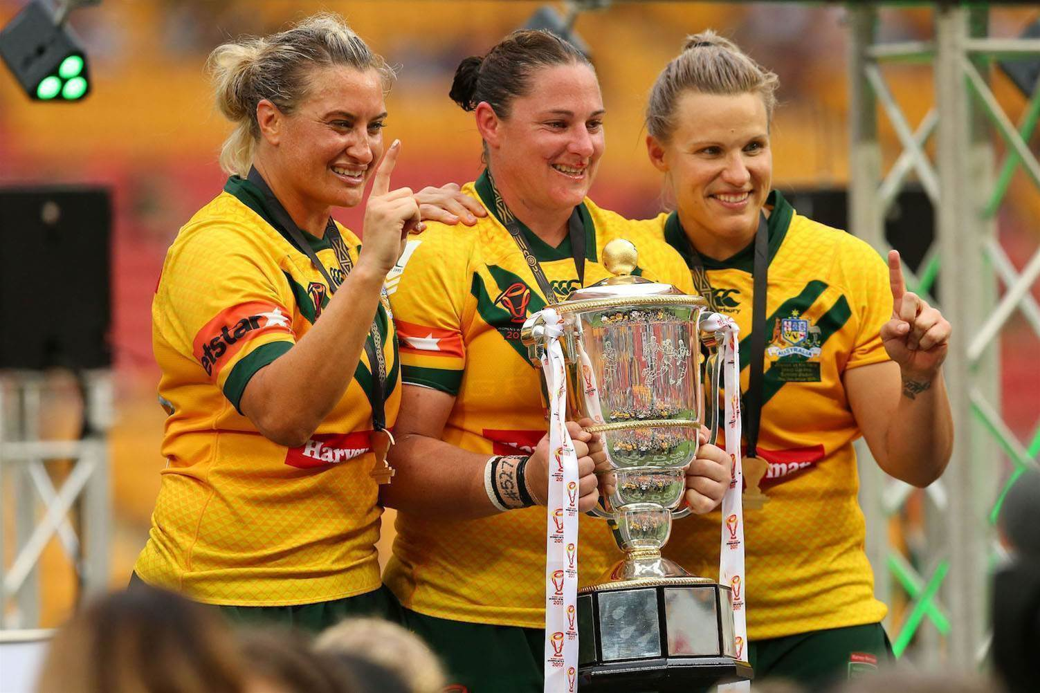 NRL announces women's competition