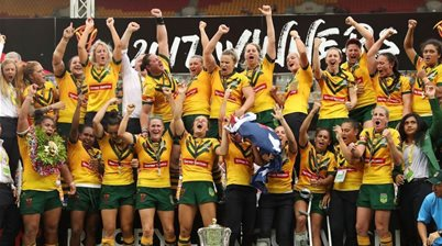 Rugby is coming! 8 debutants in Jillaroos prelim squad