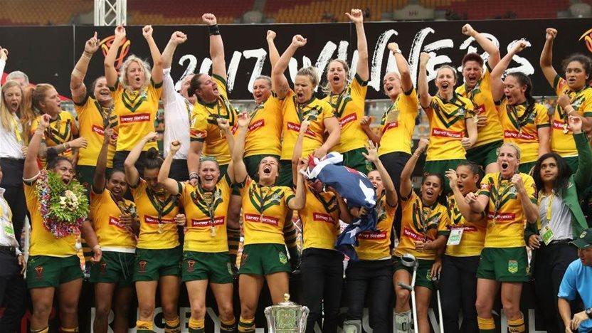 Rugby is coming! 8 debutants in Jillaroos prelim squad