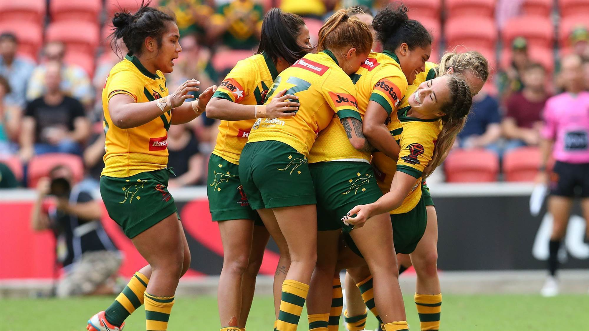 5 things to know about the women's NRL competition