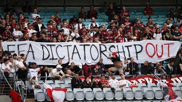 RBB capo banned from Wanderers ground