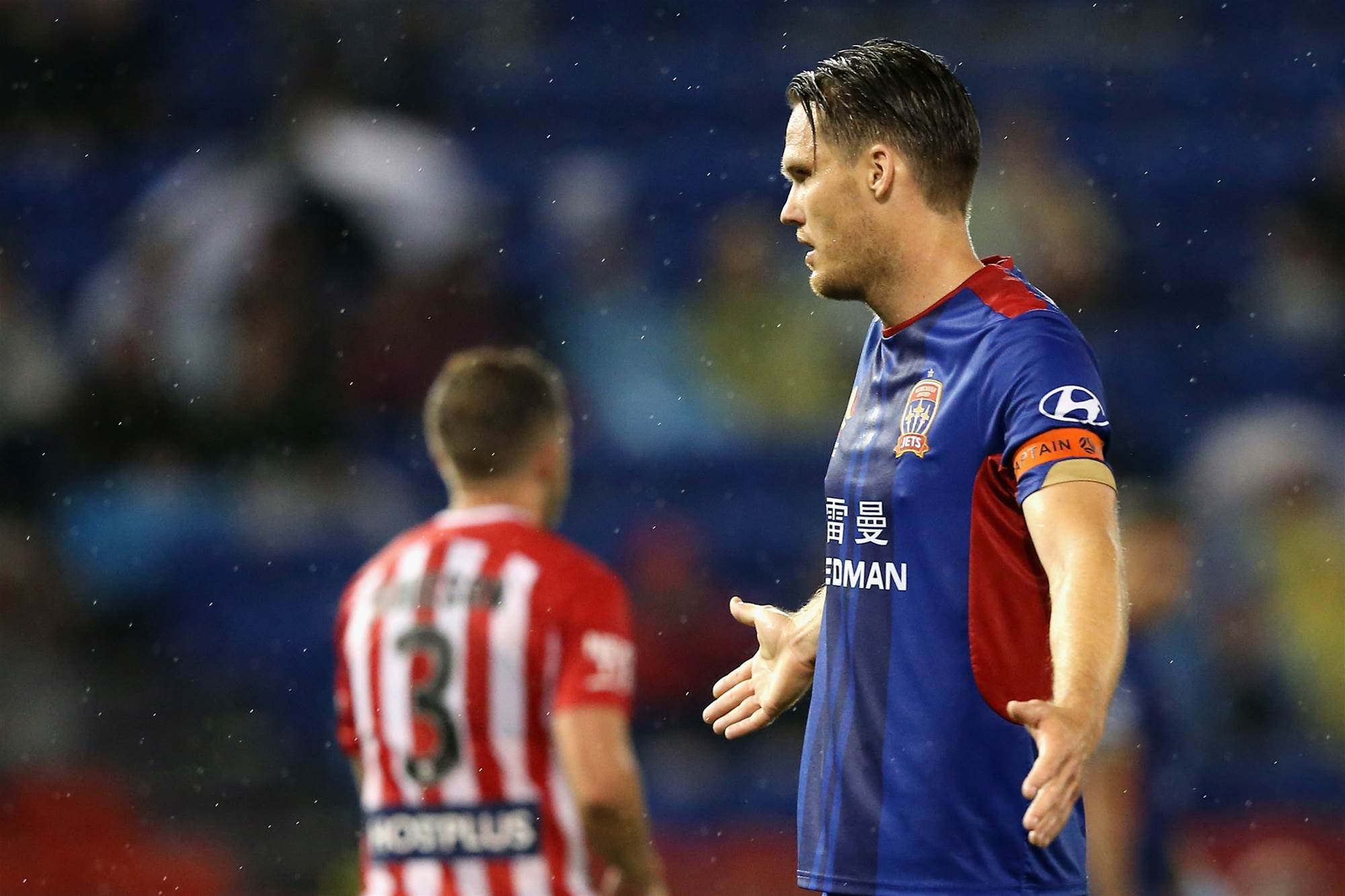 Player ratings: Newcastle Jets v Melbourne City