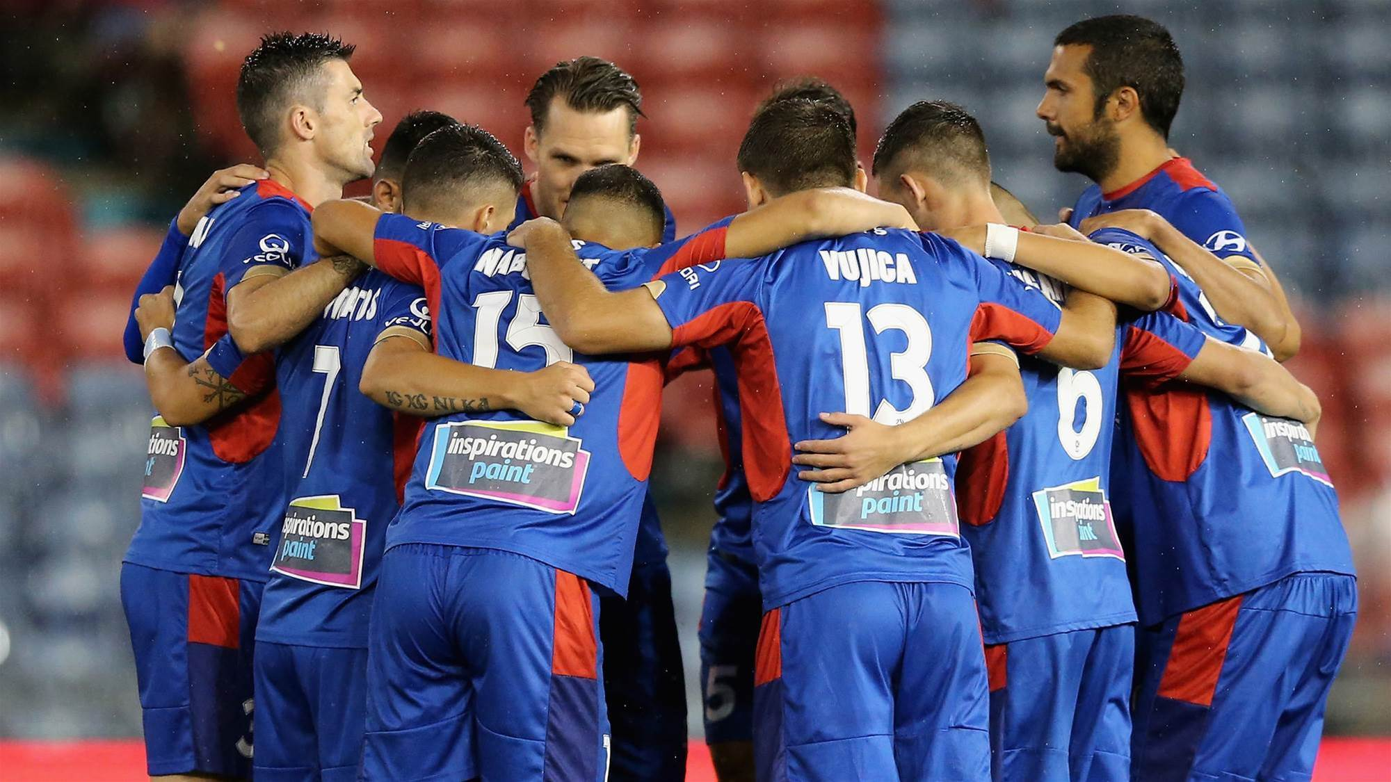 Injury-hit Newcastle Jets running out of players for Sydney FC clash