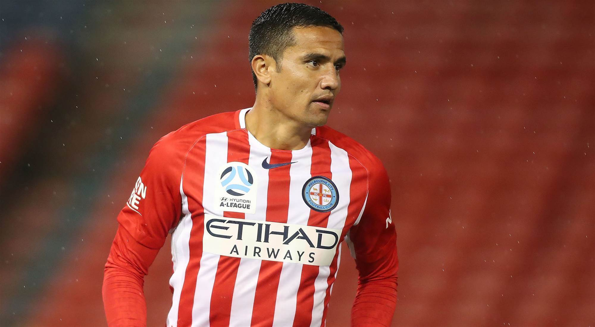 Tim Cahill let go by Melbourne City