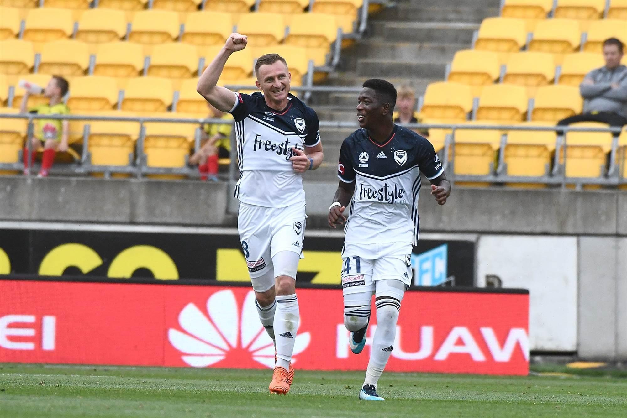 Valeri wants Victory kickstart after Nix win