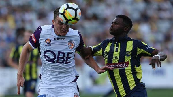 Glory 'disappointed' by Mariners late show