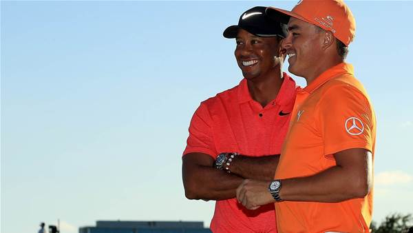 Tiger ties for 9th as Fowler wins with 61