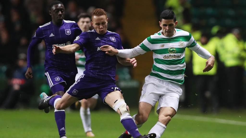 Rogic starts on Celts' return