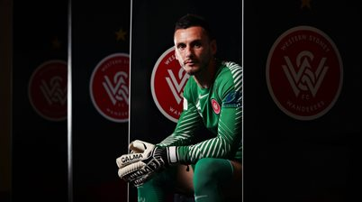 This one's a keeper: Wanderers re-sign Janjetovic to lengthy deal