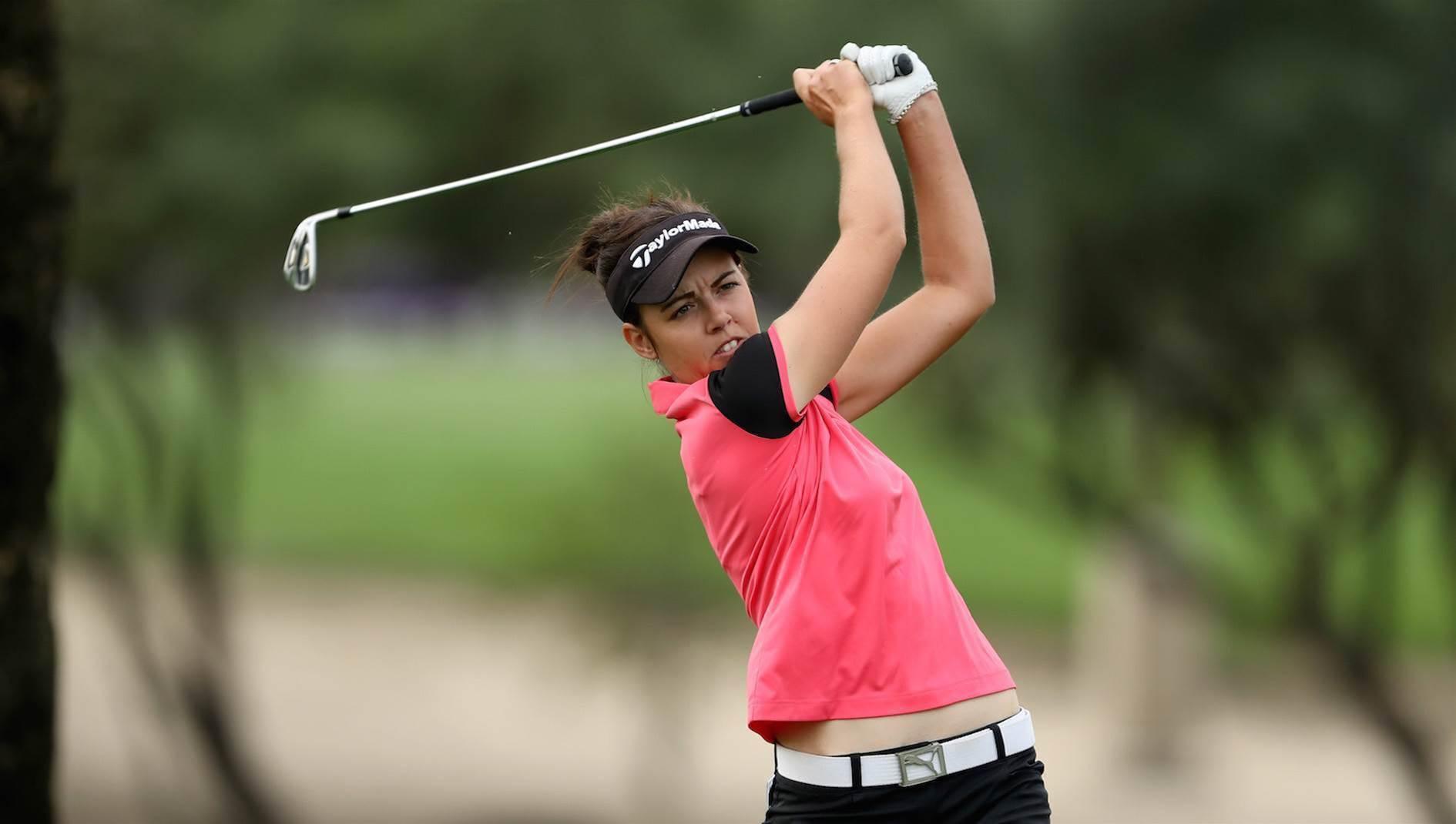 MacLaren wins Women's NSW Open
