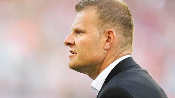 Gombau: WSW timeframe question is 'funny'