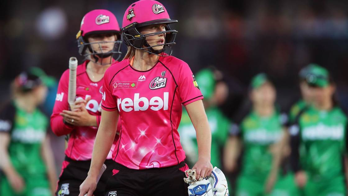 A-League thumped by the WBBL
