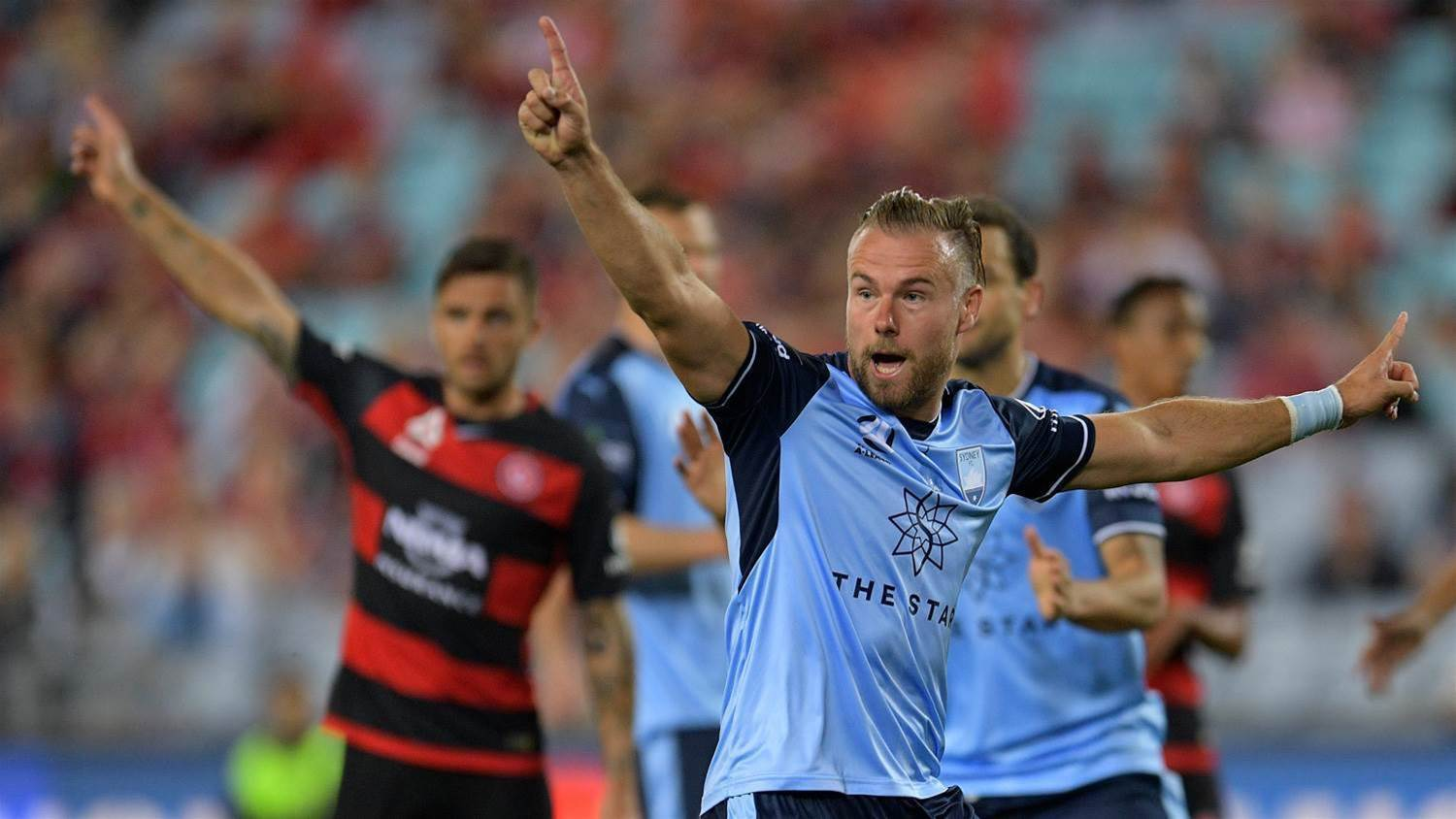 Western Sydney Wanderers v Sydney FC player ratings