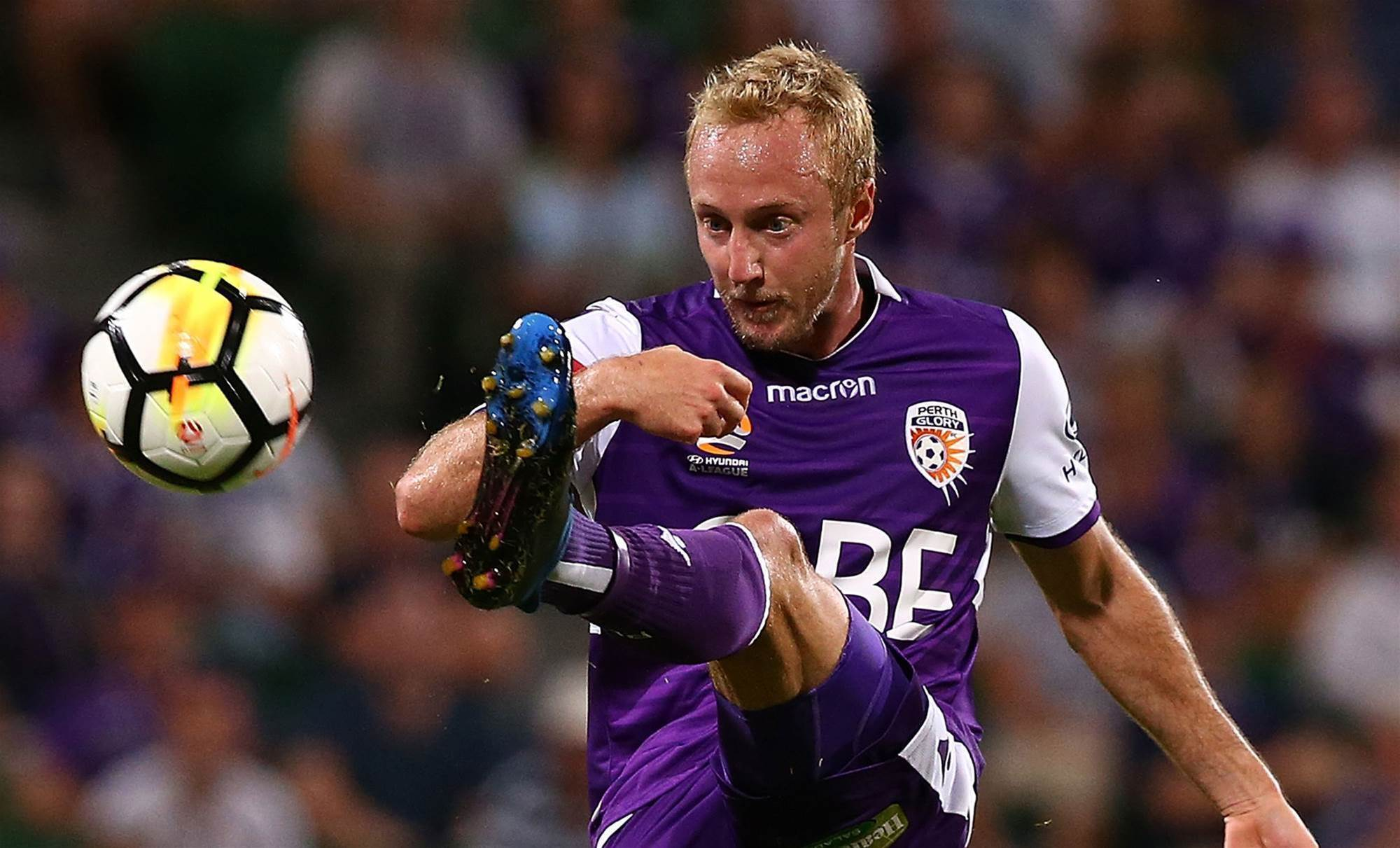 Duo exit Perth Glory