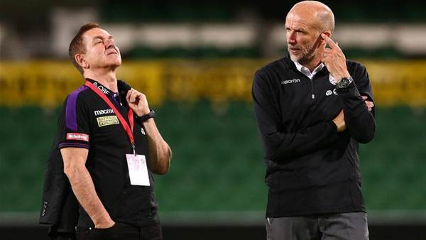 Glory will 'move quickly' to appoint new coach