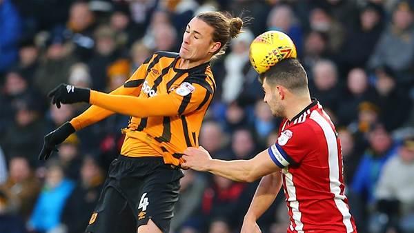 Jackson Irvine nets winner for Hull City
