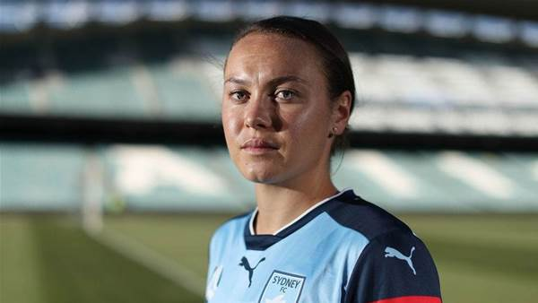 Caitlin Foord: 'I prefer NRL, football's a little boring'