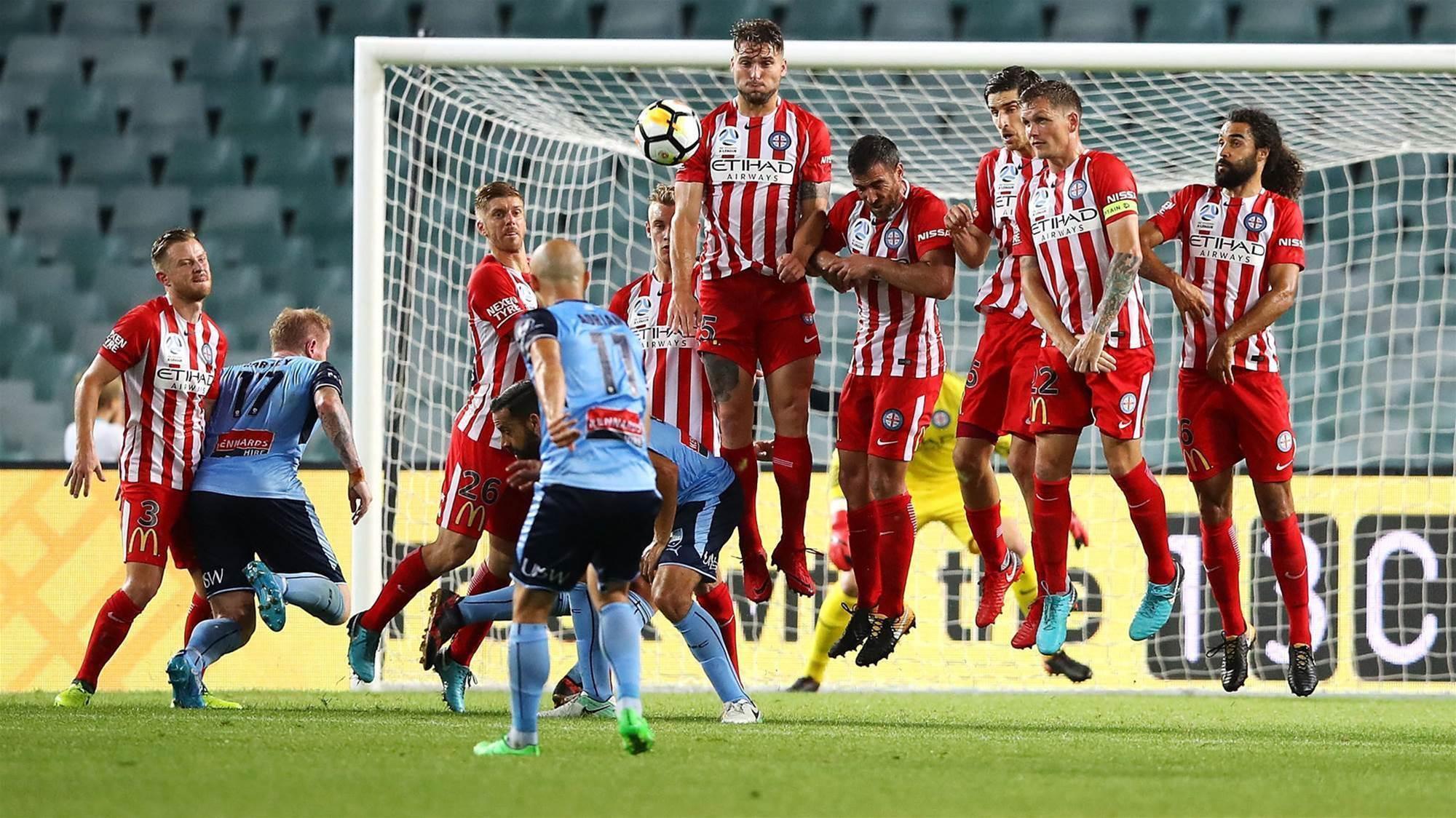 Sydney FC v Melbourne City player ratings