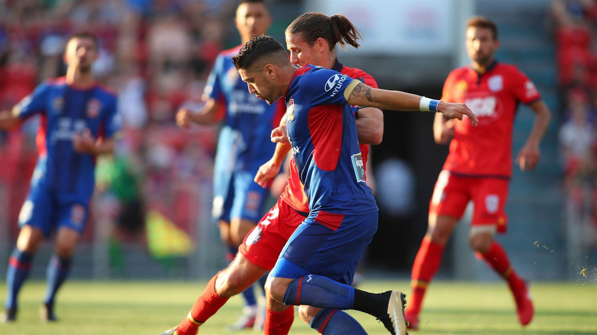 Newcastle Jets v Adelaide United player ratings