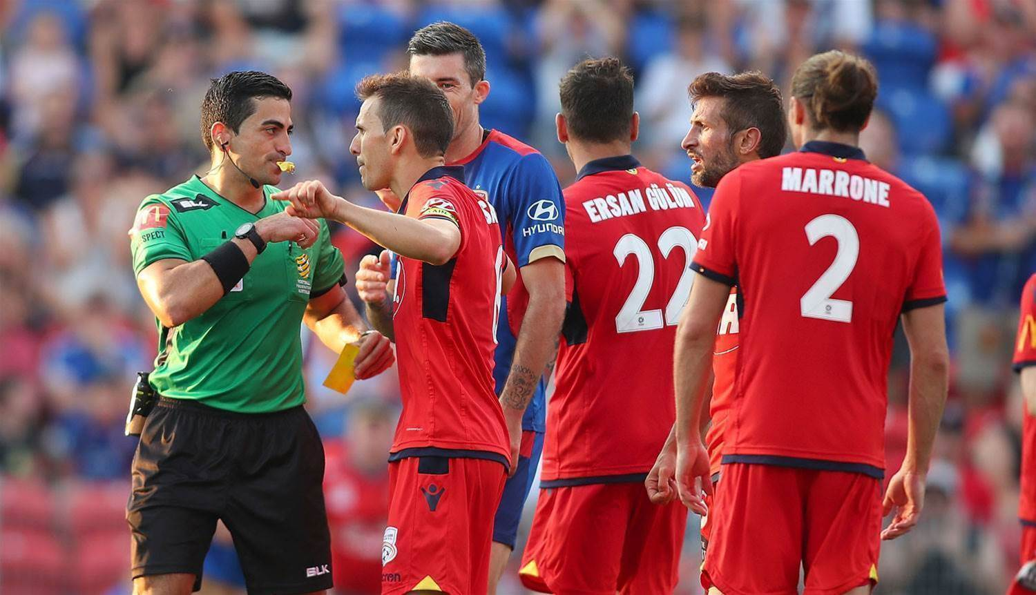 VAR 'needs to be much better'