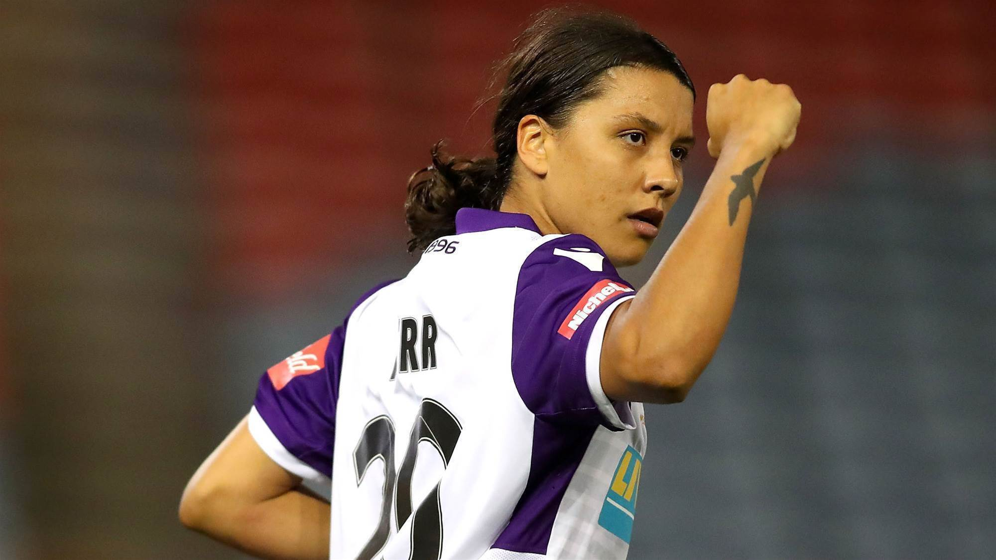 Sam Kerr linked with European powerhouse PSG