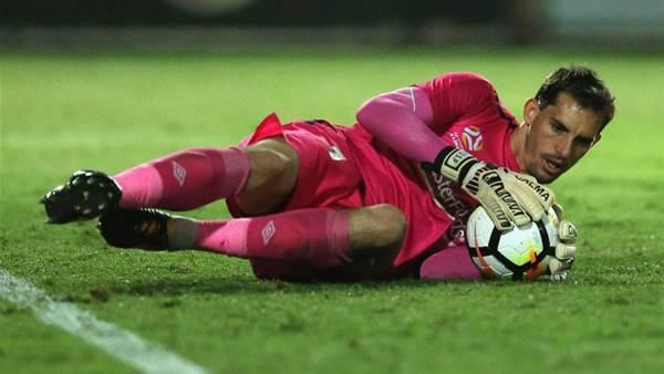 Mariners finalise goalkeeper signings