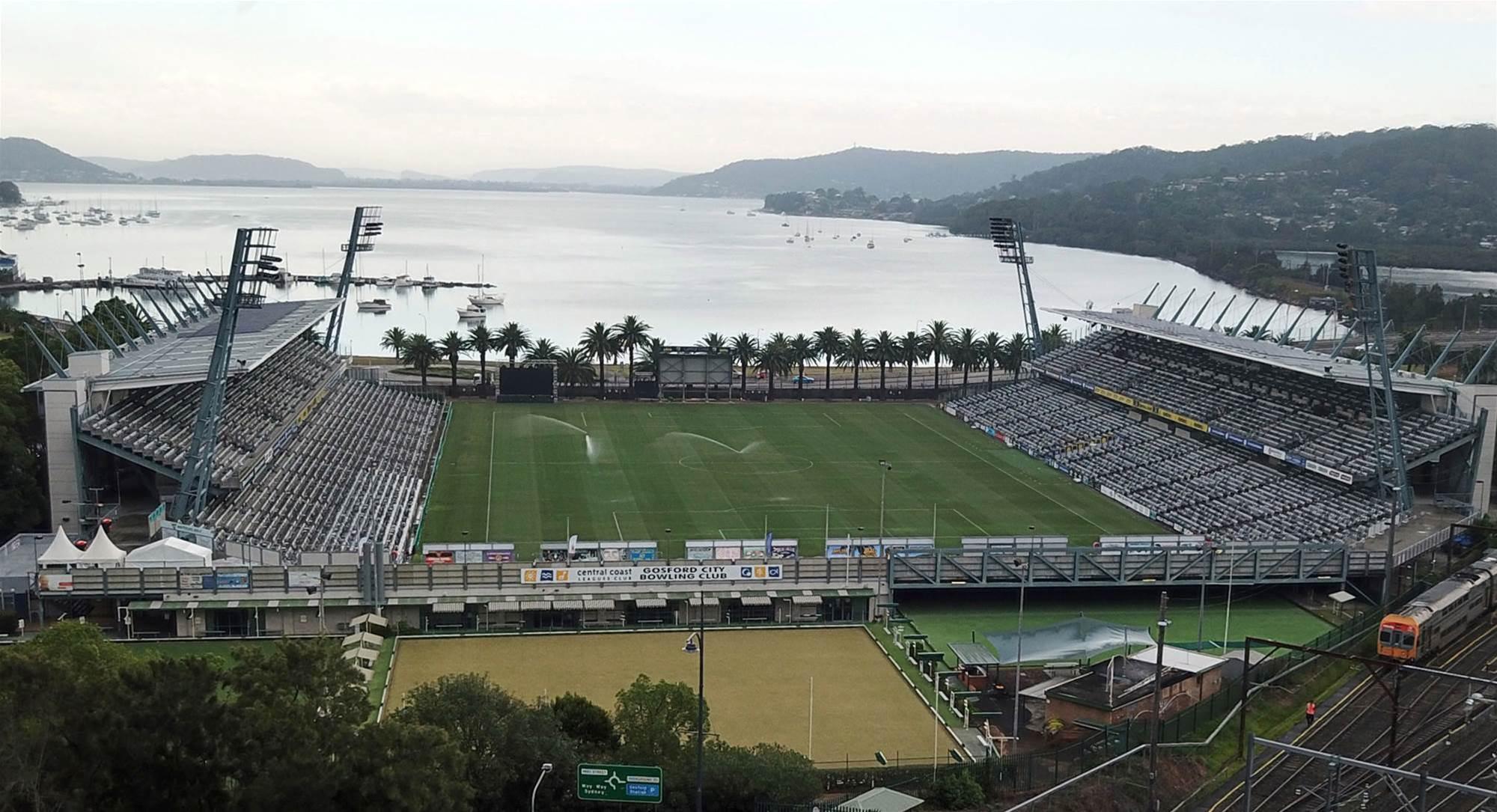 Funding for Central Coast Stadium upgrade - Australian ...