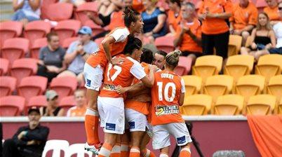 Brisbane re-commits their stars: 'I'll put a fair few in the back of the net'