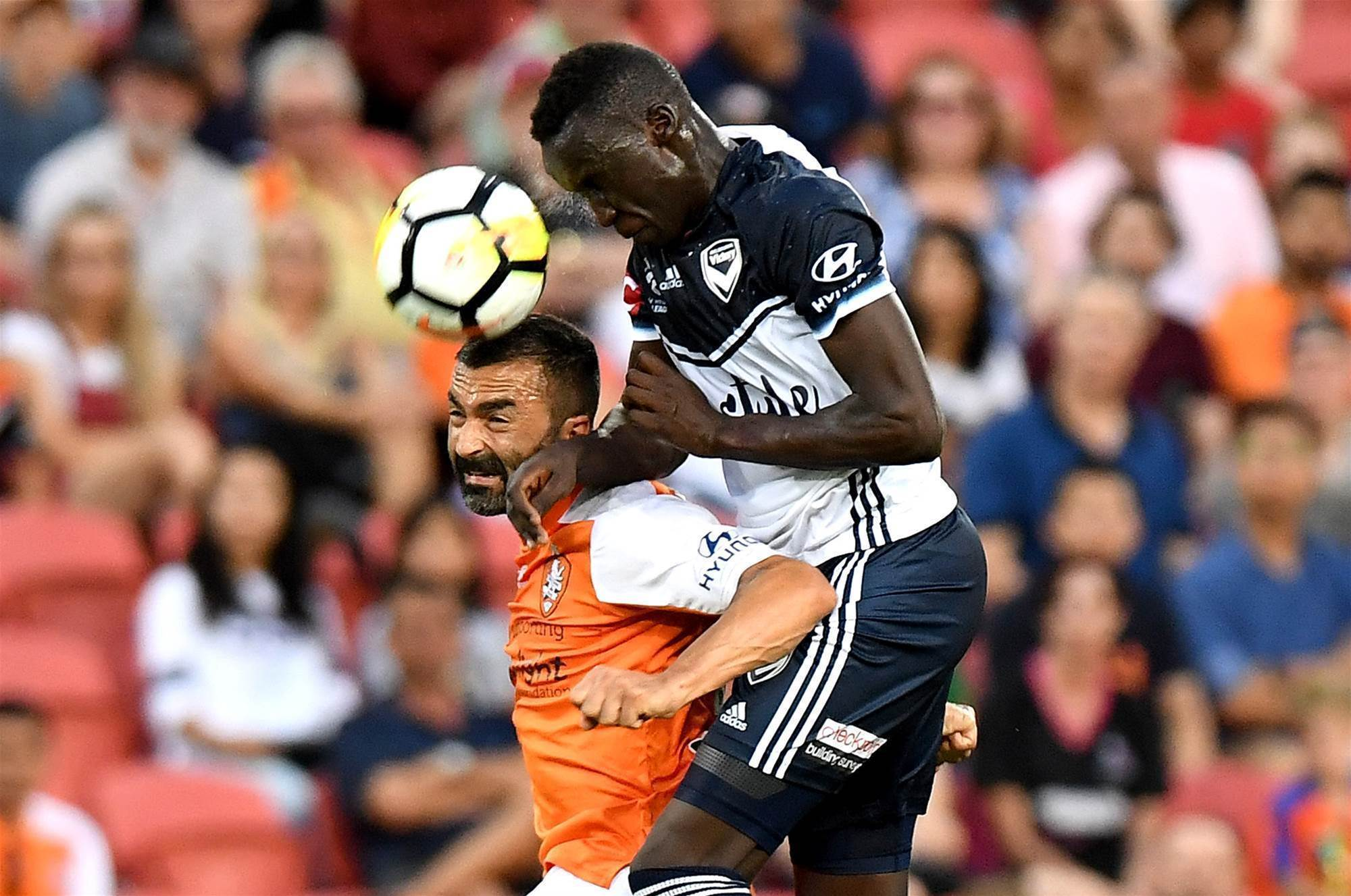 Brisbane Roar v Melbourne Victory Player Ratings