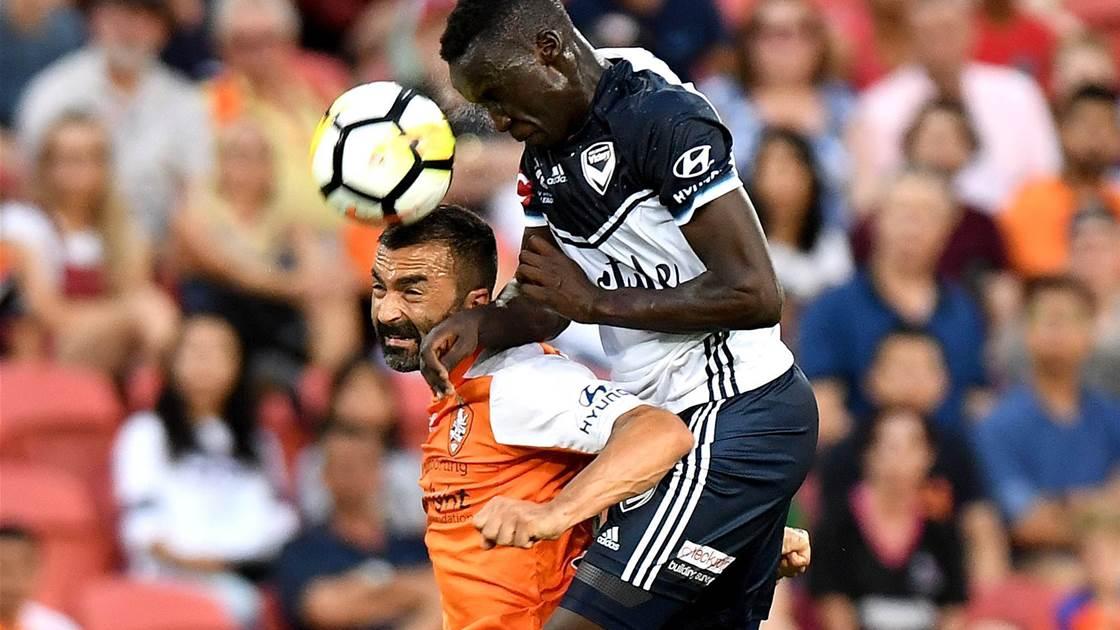 Brisbane Roar v Melbourne Victory Player Ratings
