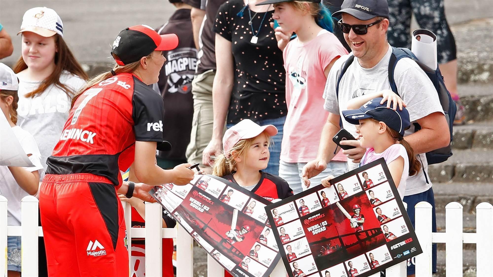 Vlaeminck leads Australia's U19 to first series win