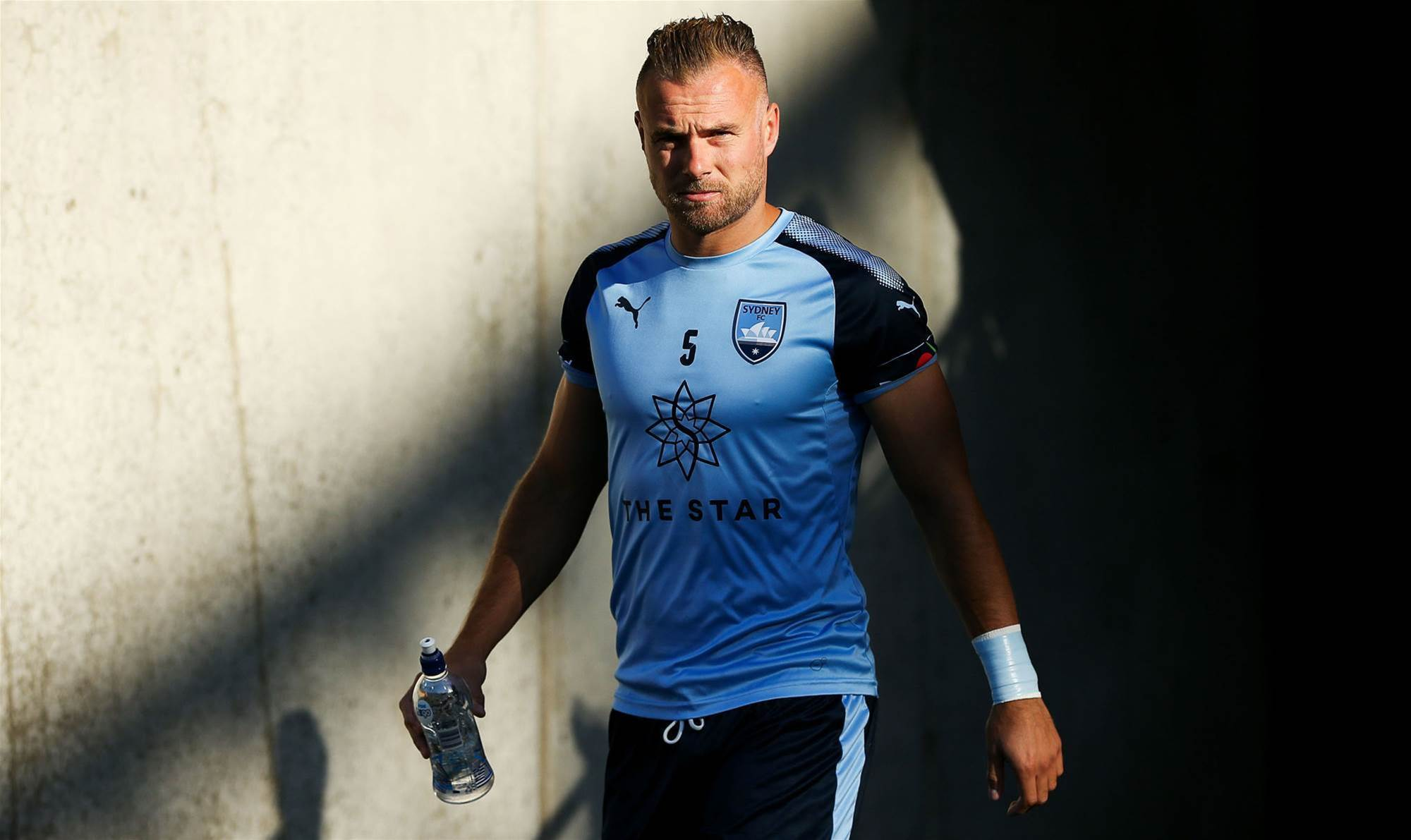 Buijs bummed to miss Sydney FC's ACL cut