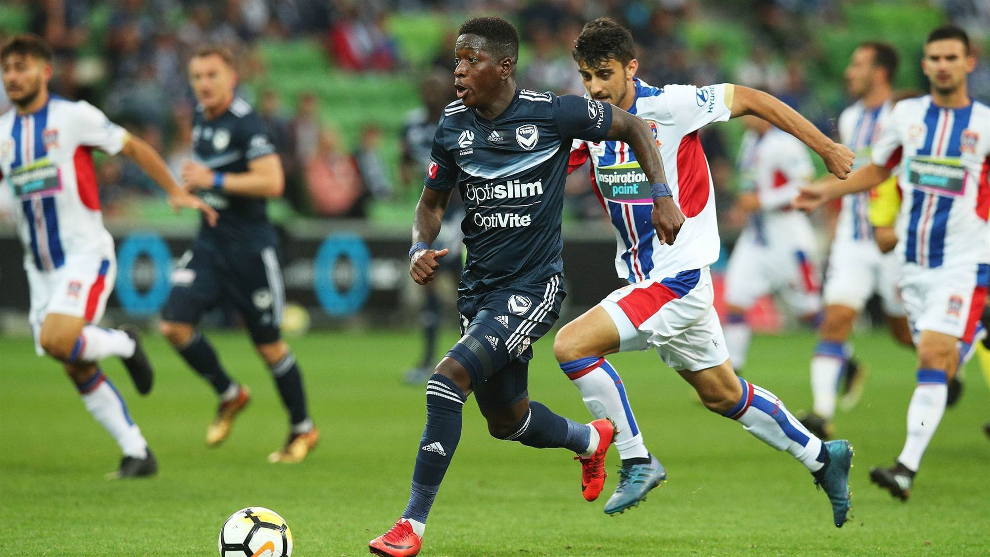 Melbourne Victory v Newcastle Jets player ratings