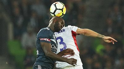 Muscat marvels at 'menacing' right back
