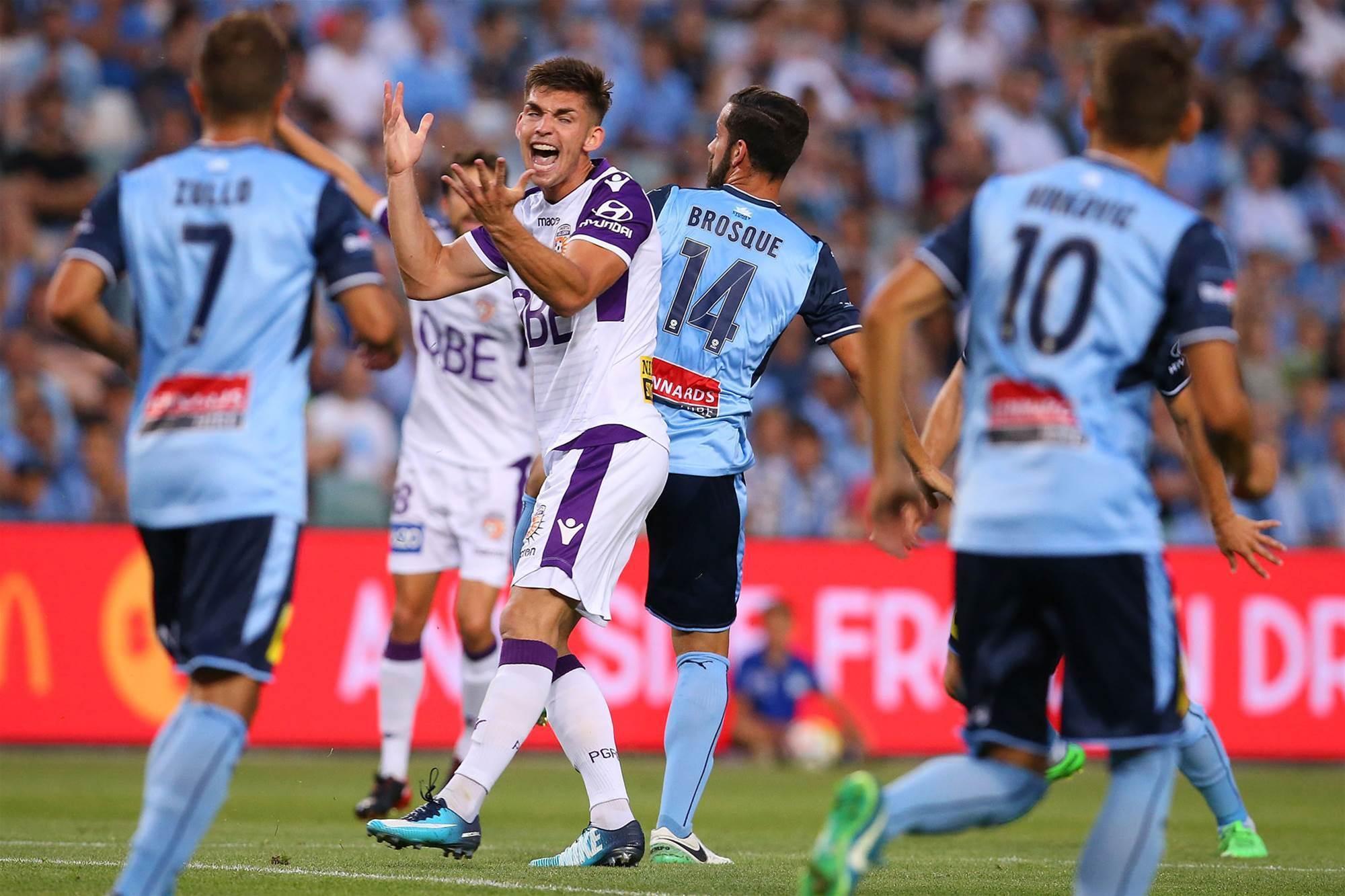 Sydney FC v Perth Glory player ratings