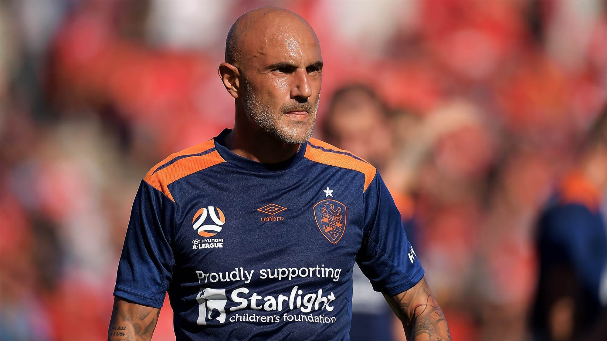 Aloisi: We have a team of winners