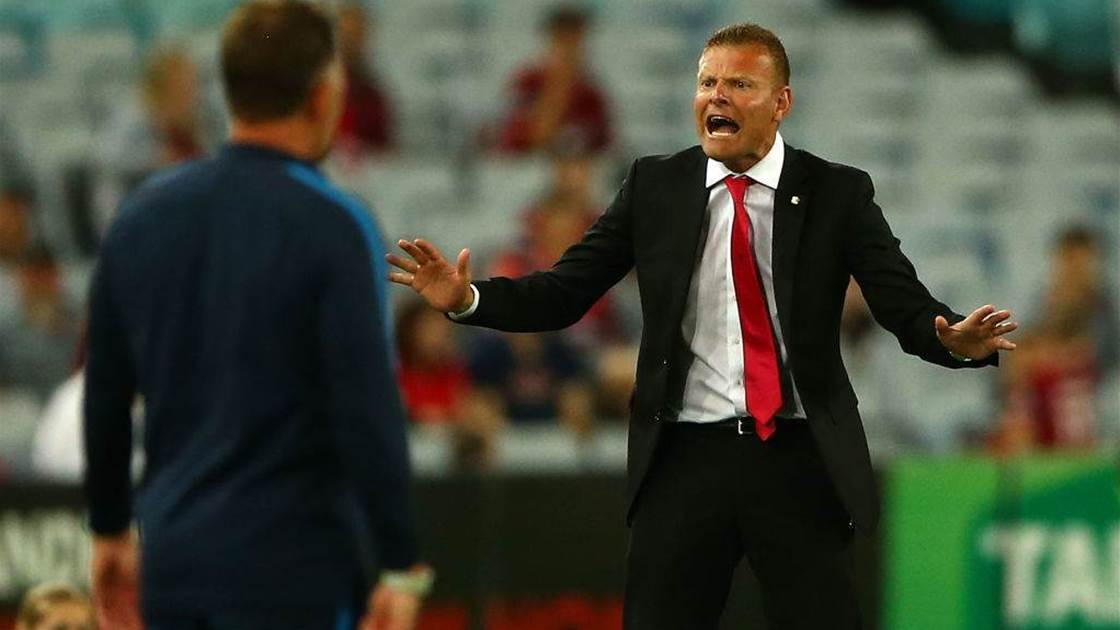 Gombau rubbishes cleanout talk