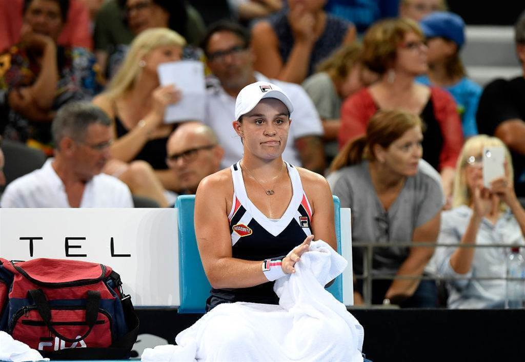 Can Ash Barty take down Serena Williams?