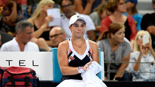 Can Ash Barty take down Serena Williams?