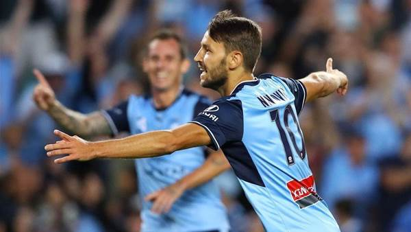 VIDEO: Ninkovic's dancing feet goal