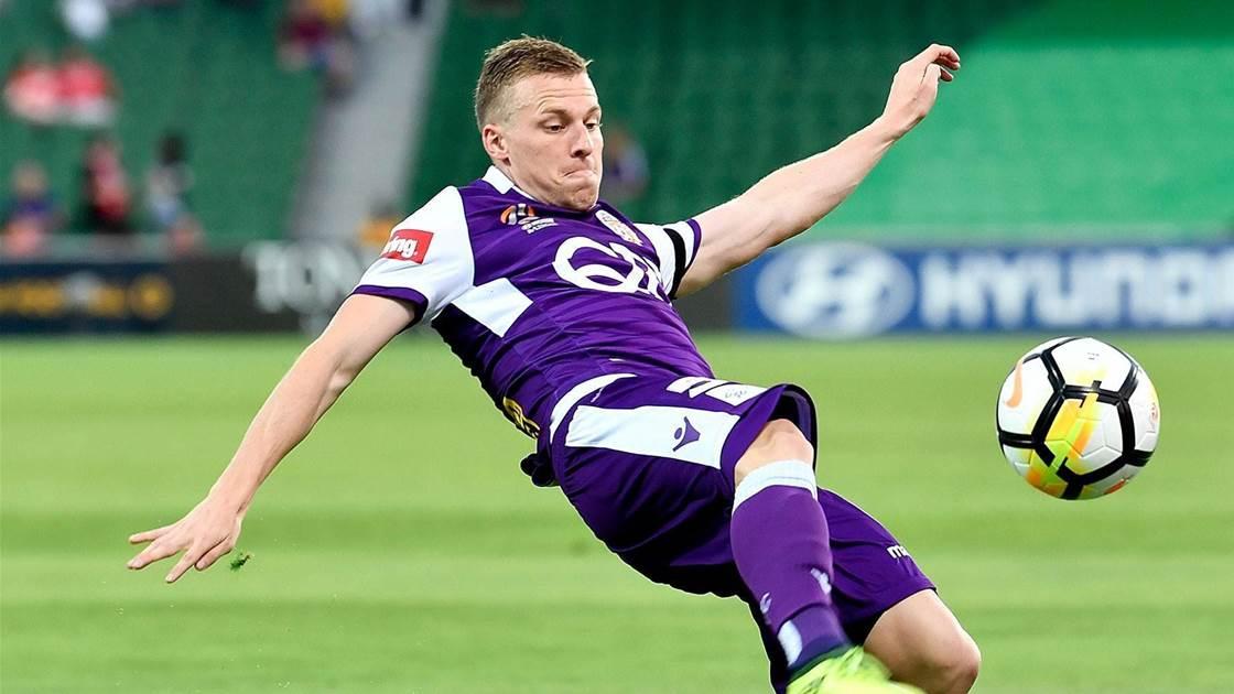 Poscoliero exits Perth Glory