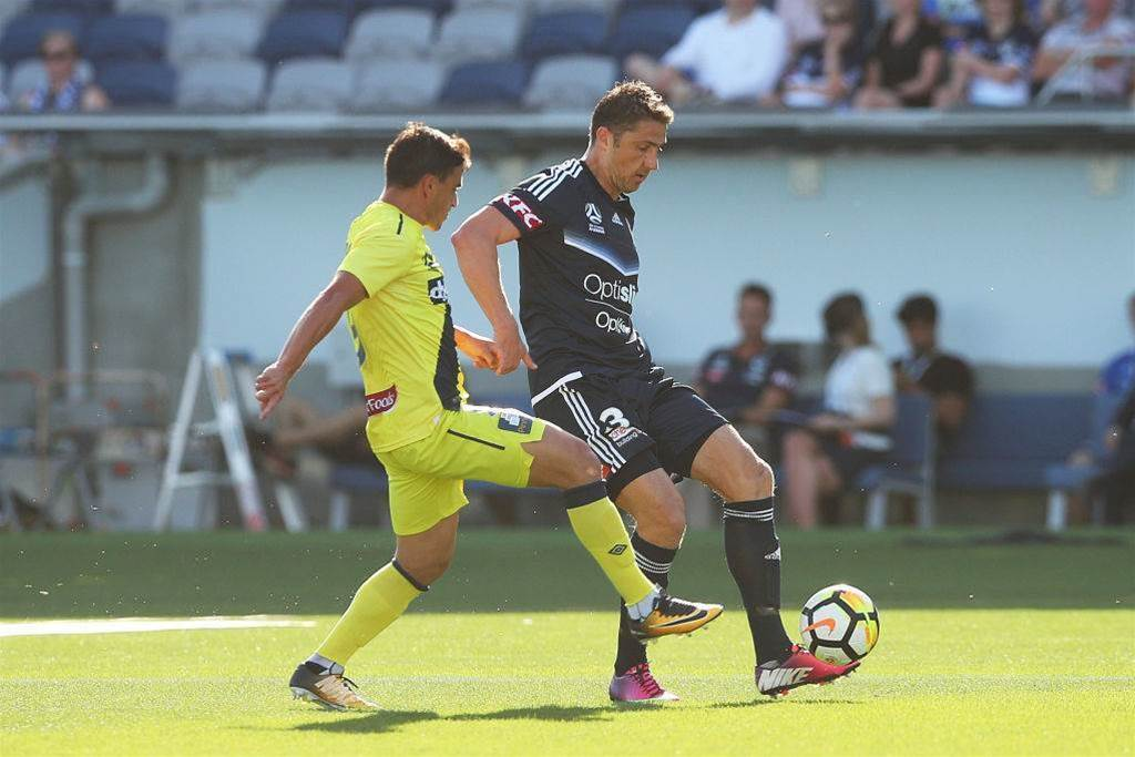Djulbic exits Victory after less than a month