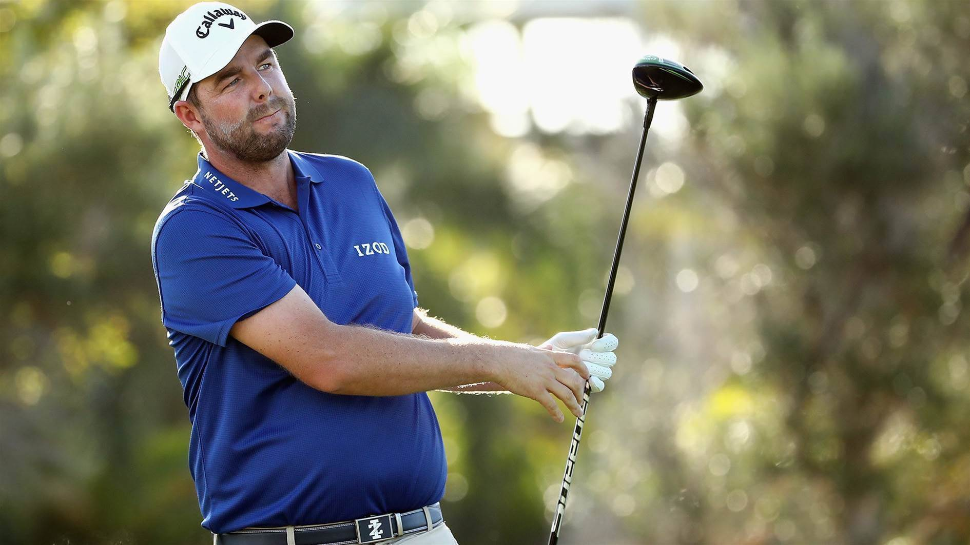 Leishman riding hot form into Sony Open