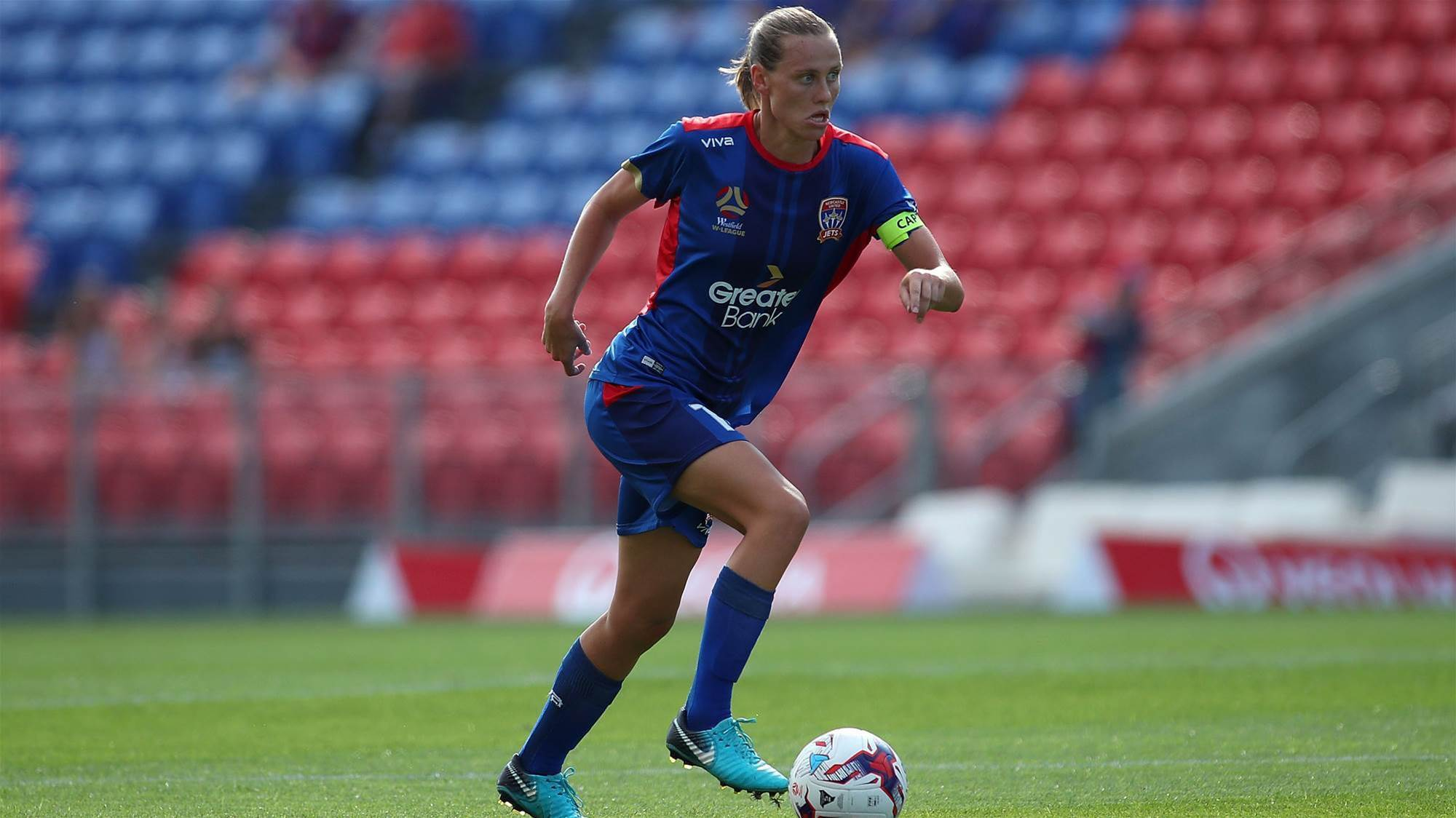 Oppositions Take On Forward >> Semi-final preview: Newcastle Jets - FTBL | The home of football in Australia - The Women's Game ...