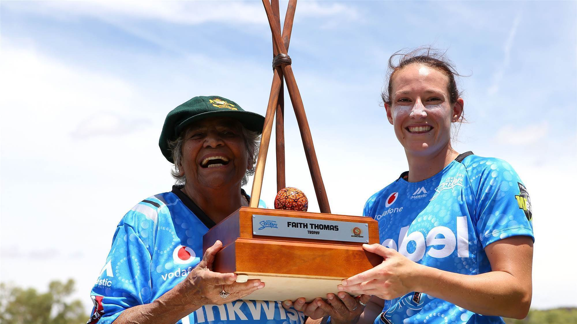 Faith Thomas: First Indigenous Australian to play test cricket