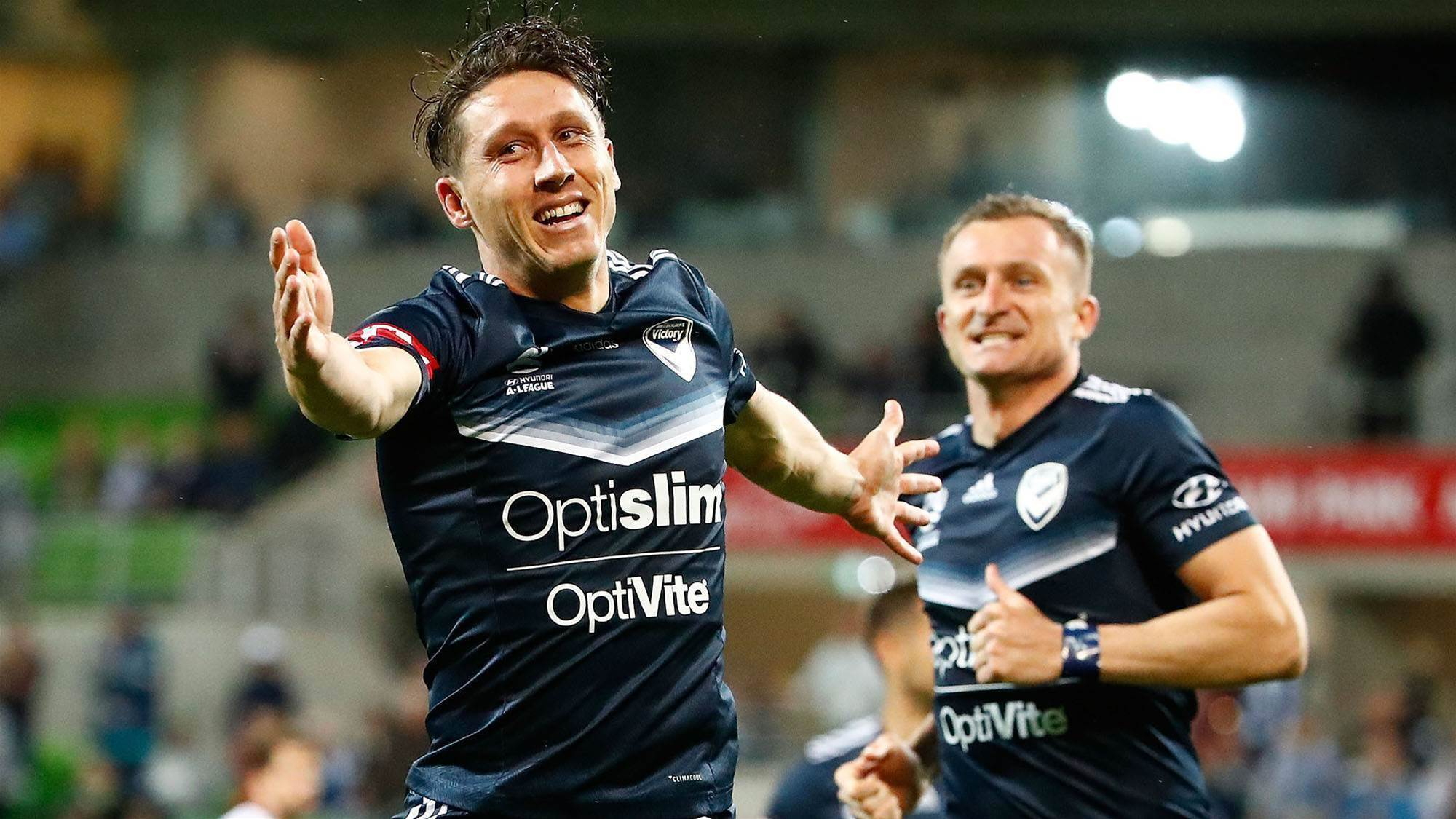 Mark Milligan set for the Middle East - again
