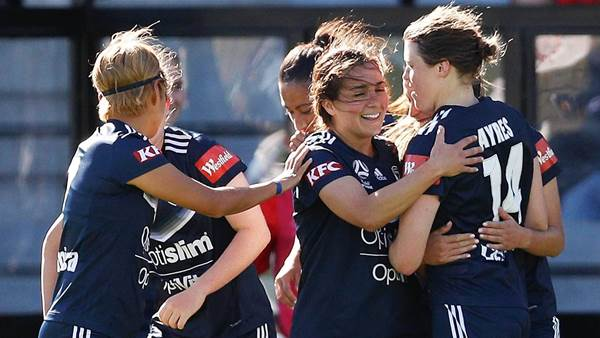 Ayres: Women's football ahead of AFLW & WBBL